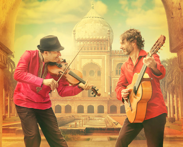 Sultans of String Duo - Temple Jamming