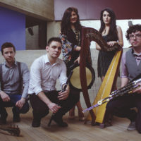 Connla, hot new band from Ireland